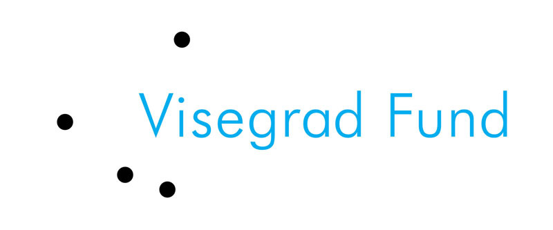 visegrad fund logo blue